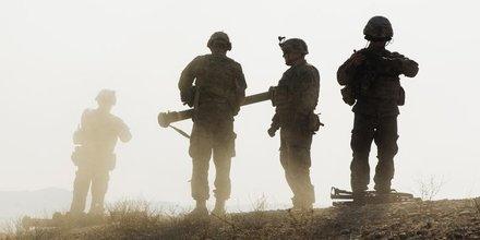 Les etats-unis veulent garder environ 8.400 hommes en afghanistan