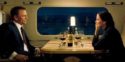 Angelus vin 007 James Bond Casino Royale