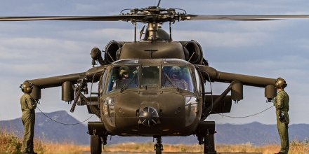 Lockheed Martin Black Hawk Pologne