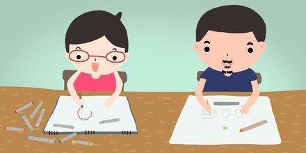Travail, qualité de vie au travail. Working, par little birth. Via Flickr CC LIcense by.