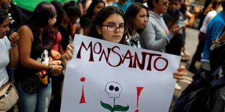 Monsanto manifestation