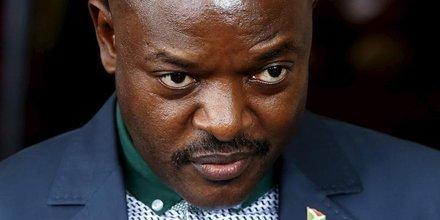 Pierre nkurunziza reelu pour un troisieme mandat au burundi