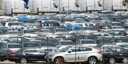 Nouvelle hausse des ventes de voitures en europe en avril