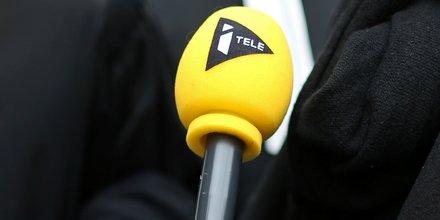 La redaction d'itele fait greve contre la venue de morandini