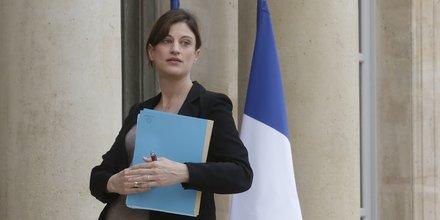 Juliette Méadel, secrétaire d'Etat chargée de l'aide aux victimes