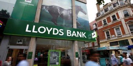 Lloyds annonce des resultats stables au 3e trimestre