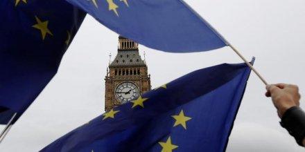 Londres a un projet de loi en beton pour le brexit