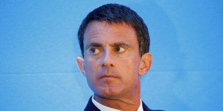 Valls plaide pour des candidatures utiles a gauche