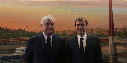 Fusion Banque Populaire AURA