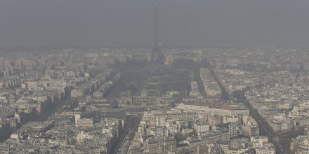 pollution paris
