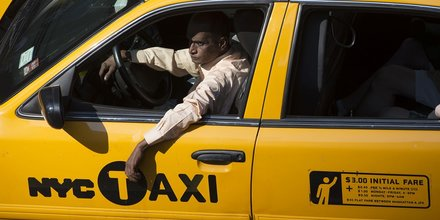 taxi new-york