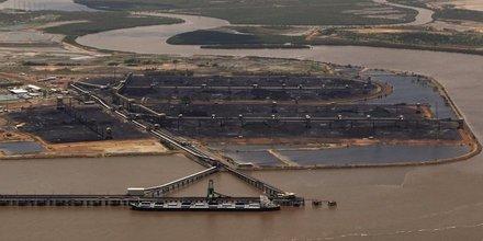 Anglo sur le point de vendre ses actifs australiens de charbon a apollo