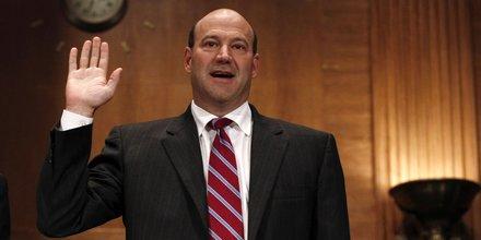 Gary Cohn Trump Goldman Sachs