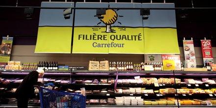 Carrefour, filière qualité, durabilité, émissions de gaz à effet de serre, consommation énergétique,