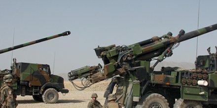 Nexter Indonésie Système d'artillerie Caesar