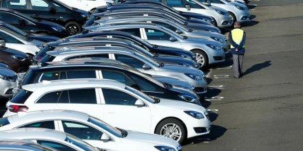 Allemagne: le marche automobile en hausse de 11% en mars