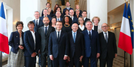 Photo du gouvernement