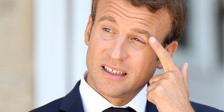 Macron ne convainc pas pour reformer le code du travail