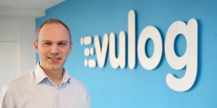 Grégory Ducongé, PDG de Vulog