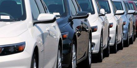 France: immatriculations de voitures neuves en hausse en aout
