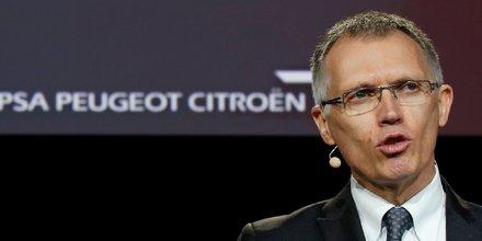 Carlos Tavares, PDG de PSA Peugeot Citroën