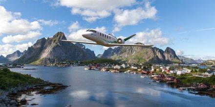 Une start-up promet des avions de ligne hybrides electriques des 2022