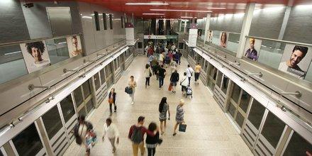 Le metro de Toulouse