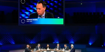 Thomas Buberl Axa One Planet Summit