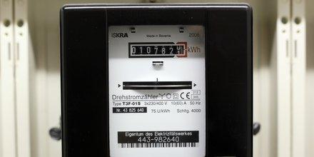 Compteur allemand, électricité, coût, énergie, Allemagne,