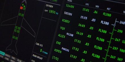 Cette fonte est destinée à sécuriser la lecture des données de vol dans les cockpits d'avions produits par Airbus