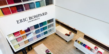 Eric Bompard cachemire magasin pap luxe