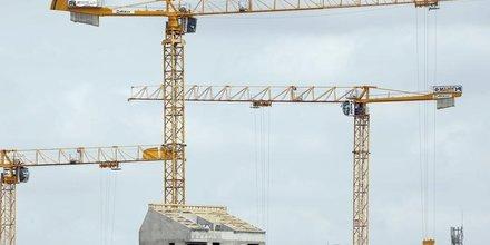 Mises en chantier de logement au plus haut depuis 2011