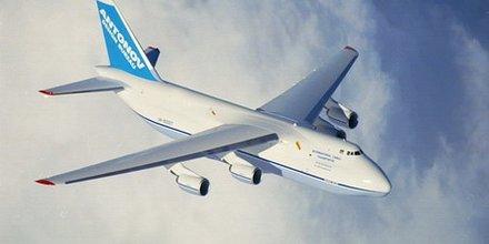 Antonov 124 ministère des Armées