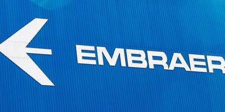 Embraer accepte l'offre de boeing de jv pour les avions de ligne