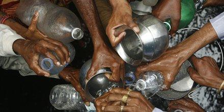 L'eau en Inde
