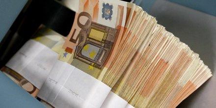 Billets, La forte croissance de la zone euro confirmee fin 2017