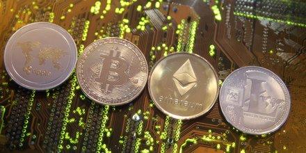 Lagarde appelle a la cooperation sur les cryptomonnaies
