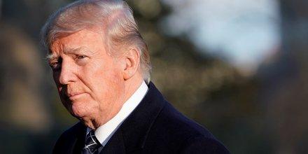 Trump s'en prend a amazon sur la fiscalite et les tarifs postaux