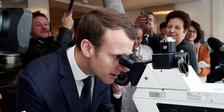 Paris va consacrer 1,5 milliard d'euros a l'intelligence artificielle
