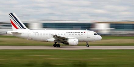 Air france prevoit d'assurer 70% de vols mercredi