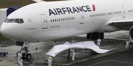 Air france prevoit d'assurer 75% de ses vols mardi