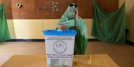 elections mauritanie bureau de vote