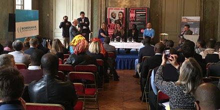 Rencontres numérique Bordeaux Afrique 2018