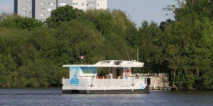 Navette fluviale hydrogène à Nantes