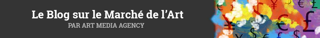 Bandeau blog Le blog sur le marché de l'art