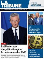 Edition Quotidienne du 19-06-2018