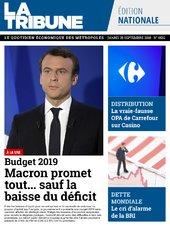 Edition Quotidienne du 25-09-2018