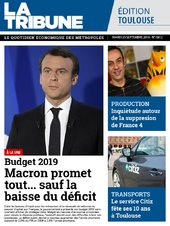 Edition Quotidienne du 25-09-2018