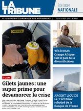 Edition Quotidienne du 15-11-2018