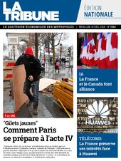 Edition Quotidienne du 08-12-2018
